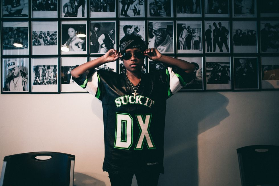 """Rapper Dej Loaf on """"Catty Attitudes"""" and Solidarity Among Women MCs"""