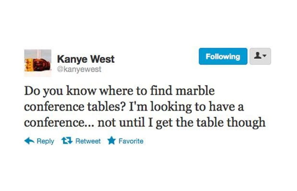Is This Kanye West's Secret Tumblr?