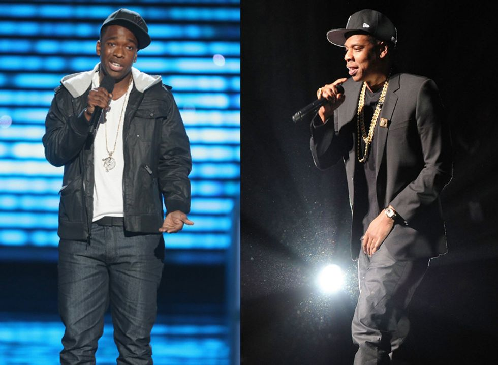 Jay Z Had the Perfect Reaction to Meeting His SNL Impersonator
