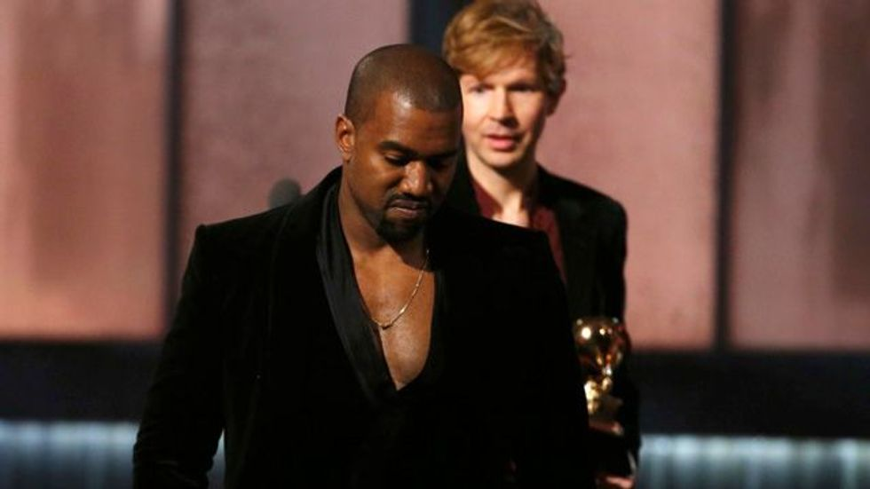 ICYMI: Kanye Apologized to Beck, Wants to Make Music with Bruno Mars