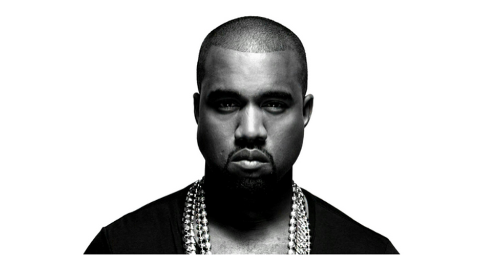 "Kanye West Finally Shares the Studio Version of ""All Day"""