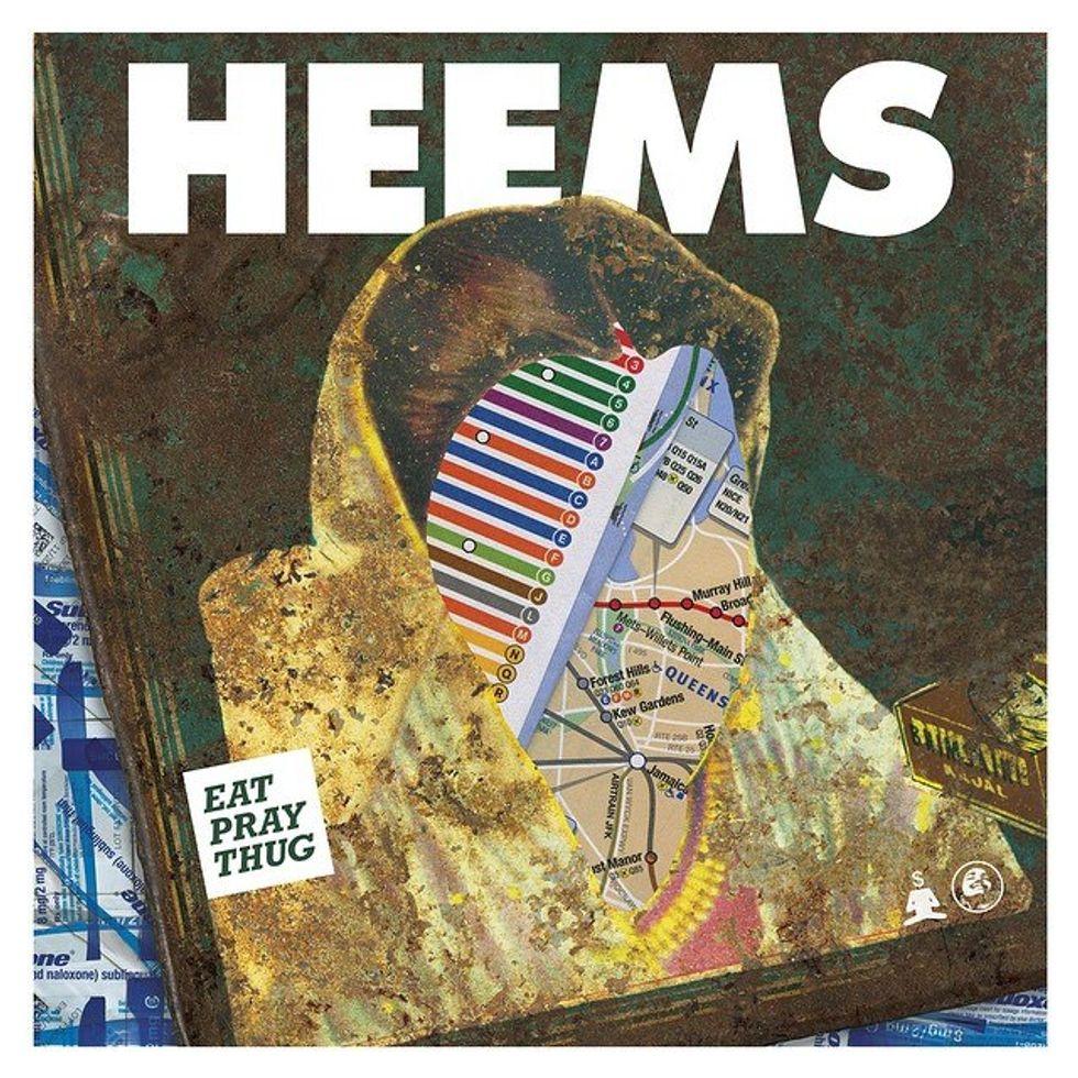 Stream Heems' Debut Solo Album, Eat Pray Thug