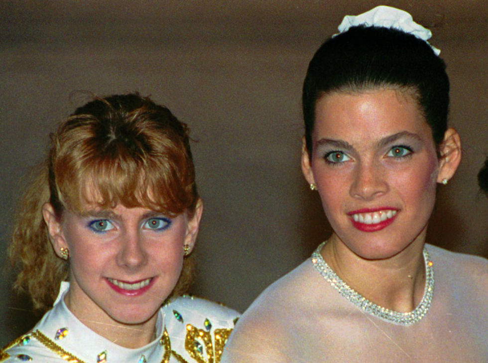 This Tonya Harding / Nancy Kerrigan Museum In Brooklyn = Peak '90s Nostalgia