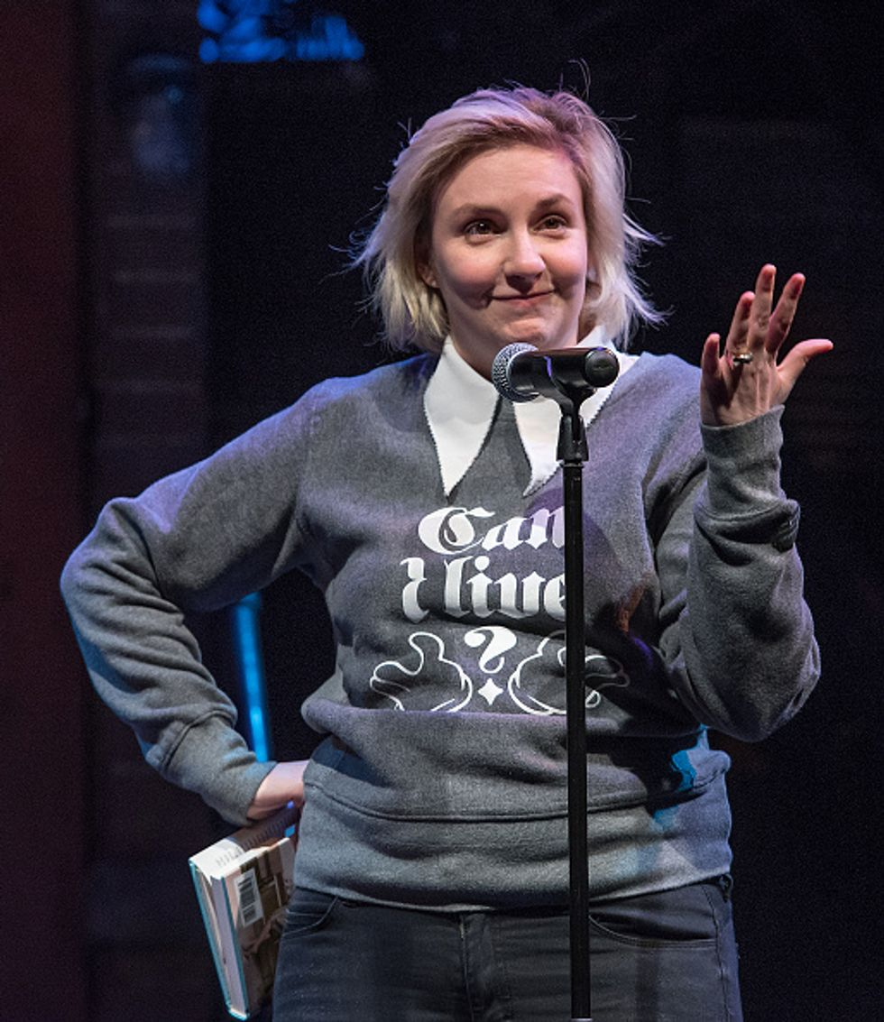 Is it Time To Start Worrying About Lena Dunham?