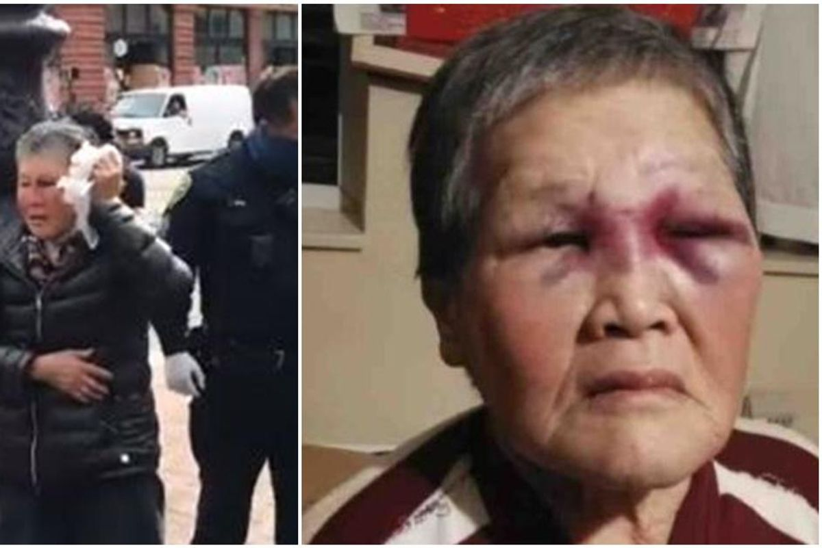 Grandma who fought off attacker donating $1 million in donations to stop anti-Asian racism