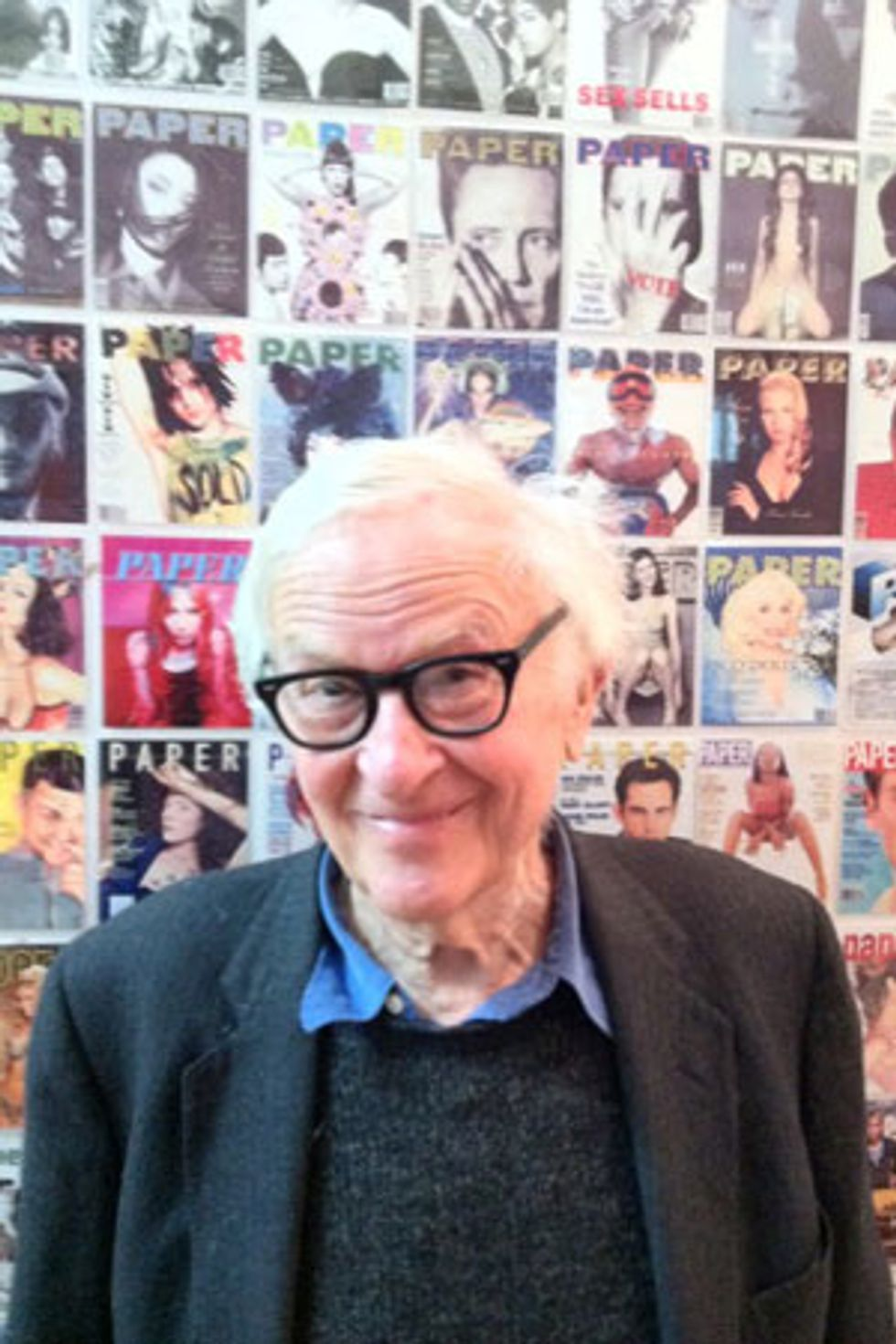 """Albert Maysles On His New Projects, Making His """"Dream Movie"""" and Grey Gardens"""