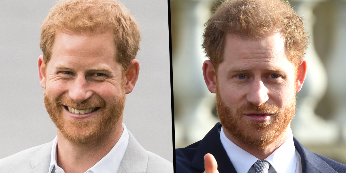 Prince Harry's New Boss Discusses What He's Like in the Work Place