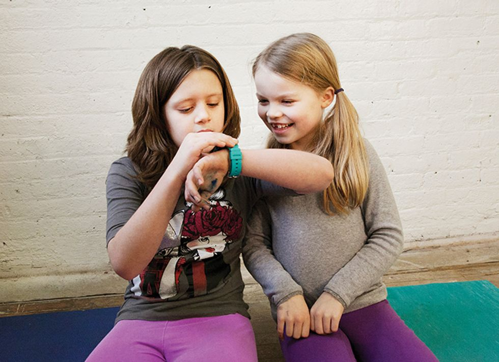 Helping kids find their inner Zen with Yoga Foster founder Nicole Cardoza