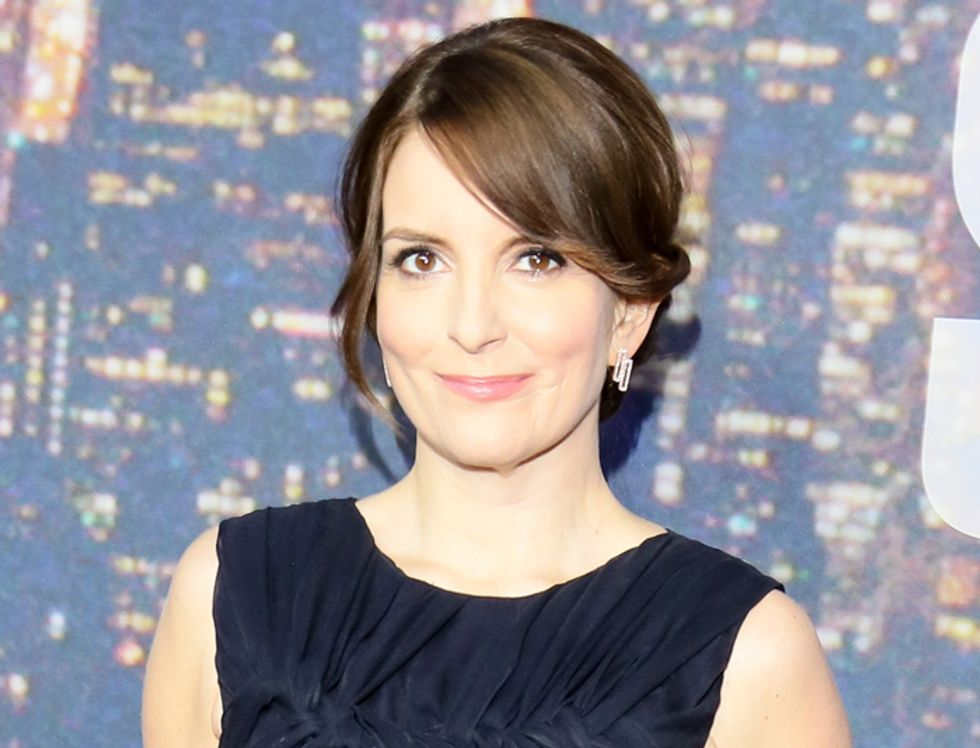 America Has Spoken: Poll Results Show Tina Fey Should Host The Daily Show