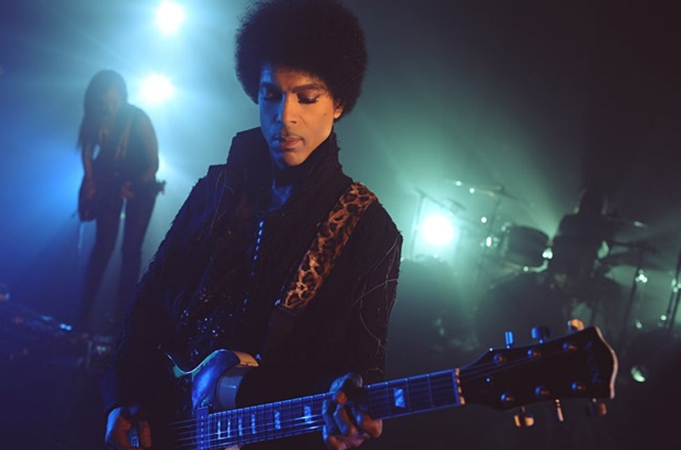 """Listen to Prince's Surprise Single, """"What If"""""""