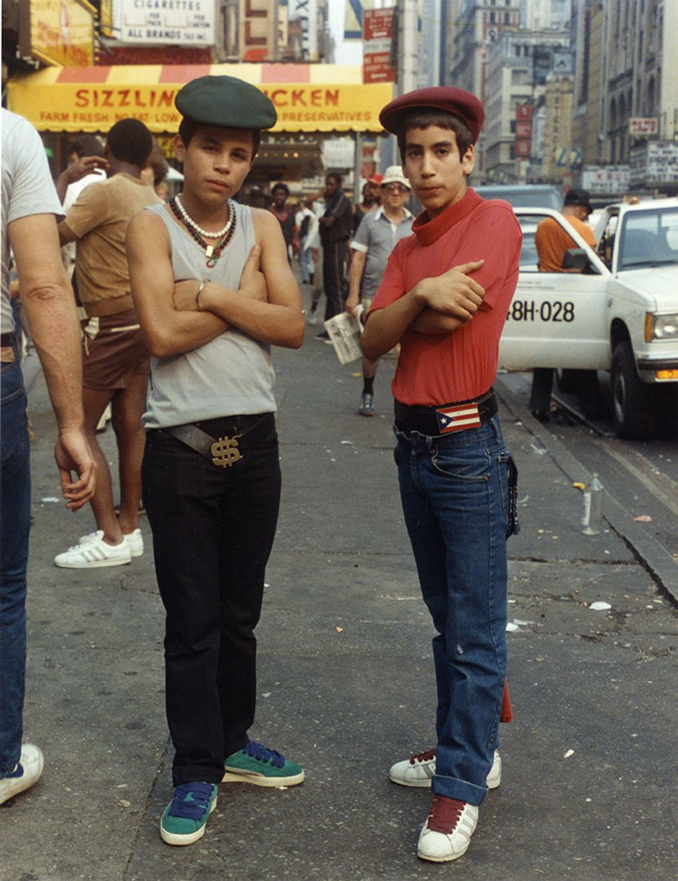 See Jamel Shabazz' 80s Brooklyn in Iconic Photos From a New Exhibition