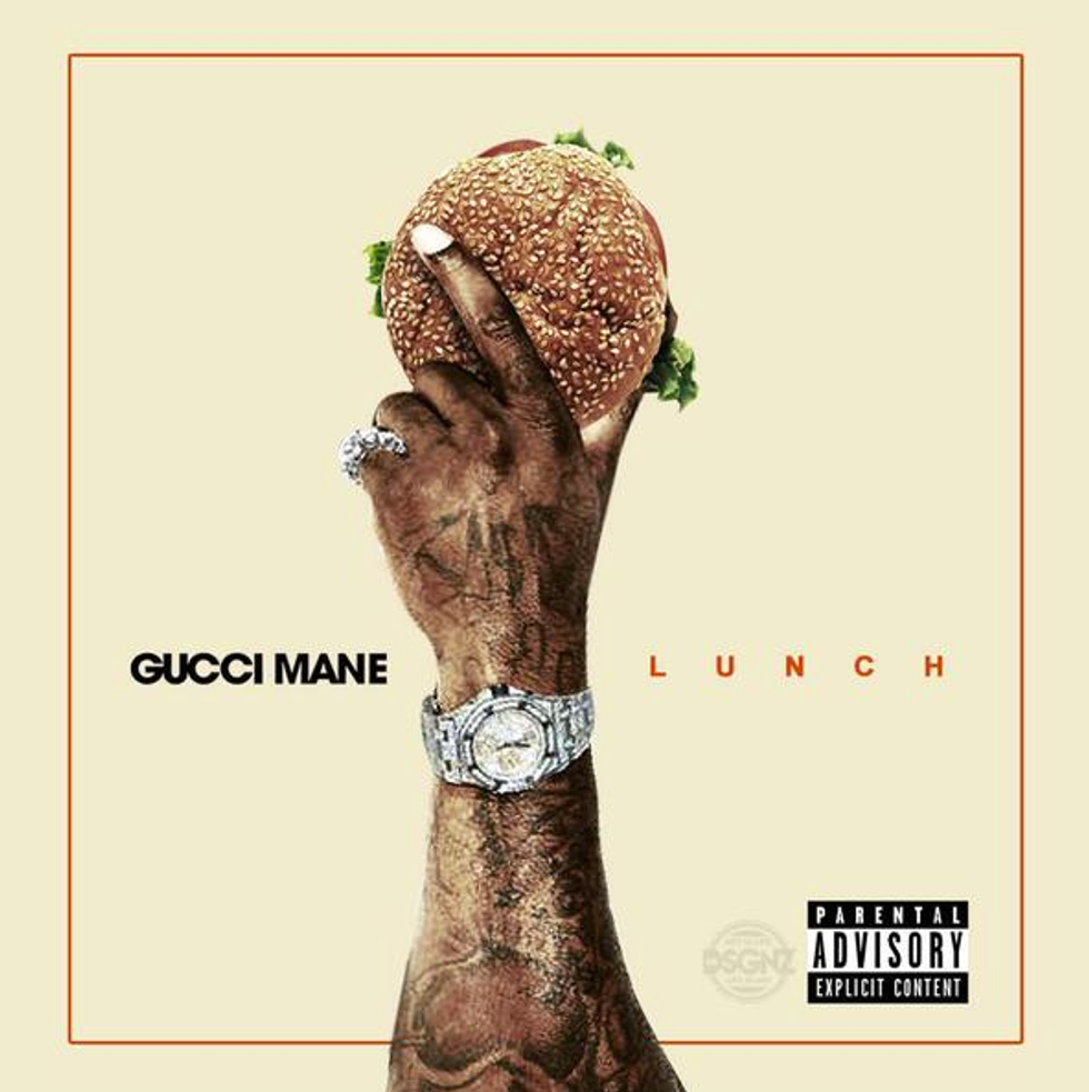 Gucci Mane Releases a Mixtape for Every Meal