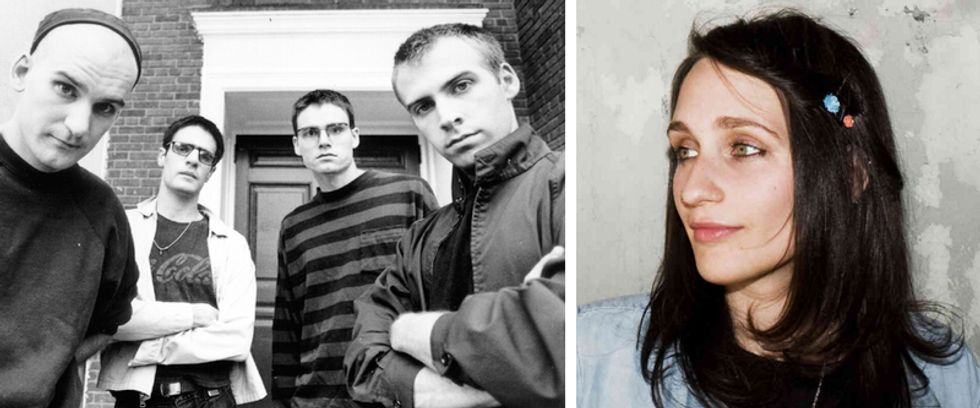 Speedy Ortiz's Sadie Dupuis Keeps Tweeting About Fugazi and Must Be Stopped