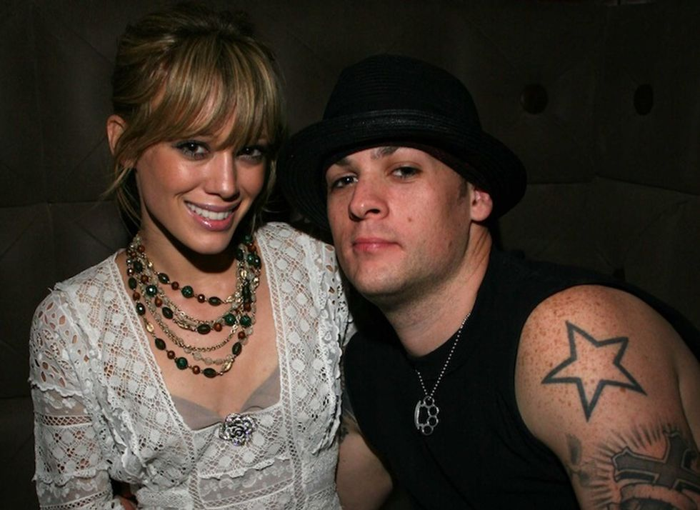 Why Didn't We Have a Bigger Problem With Joel Madden Dating a Teenage Hilary Duff?