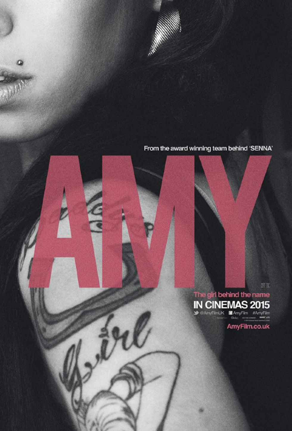 There's an Amy Winehouse Documentary on the Way
