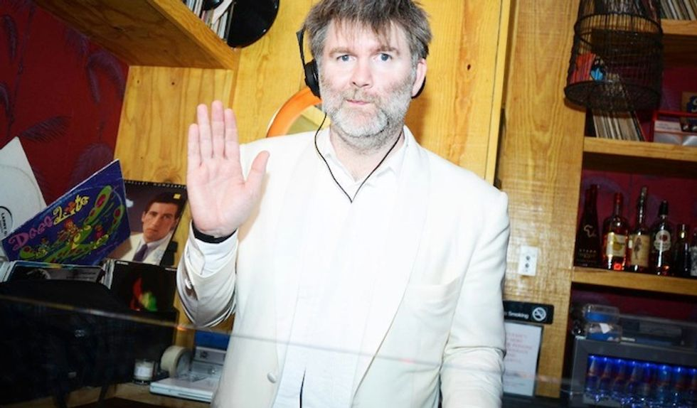 ICYMI: Listen to a New James Murphy Track