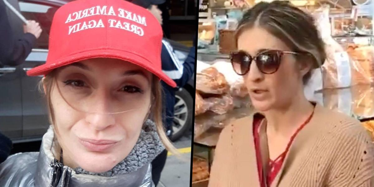 Anti-Mask 'Karen' Who Yelled Racial Hate at Worker Says She Can't Be Racist Because She's '39% Nigerian'