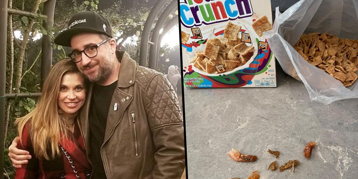 Guy Who 'Found Shrimp Tails' In Cinnamon Toast Crunch Box is Being Canceled by His Ex-Girlfriends