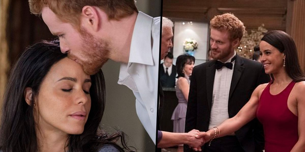 Meghan Markle and Prince Harry's Exit From Royal Family to Become Lifetime Movie