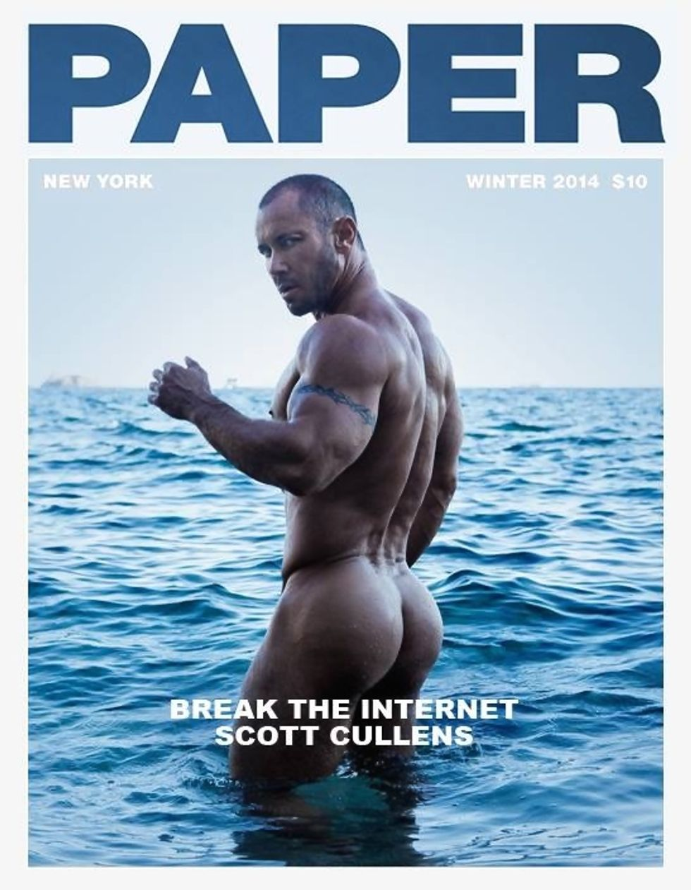Mr. Mickey's #MCM: Contractor/Fitness Model Scott Cullens