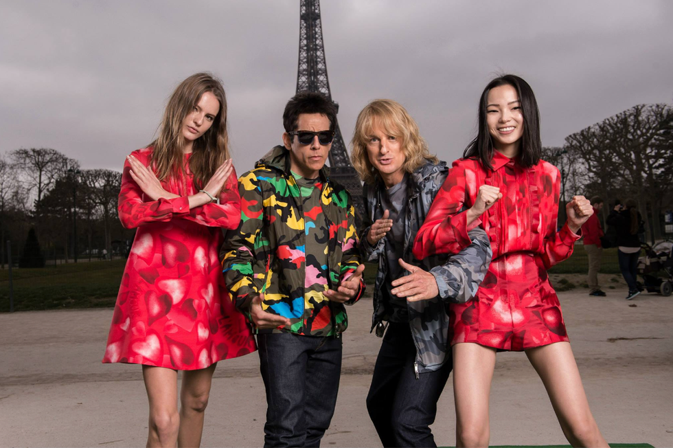 See Zoolander and Hansel In Their First Post-Comeback Photoshoot