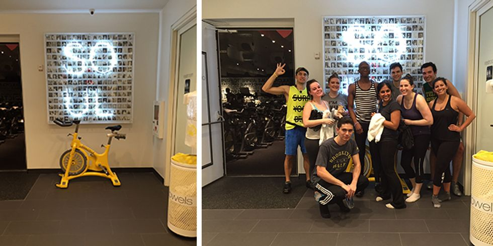 We Survived a Company SoulCycle Ride