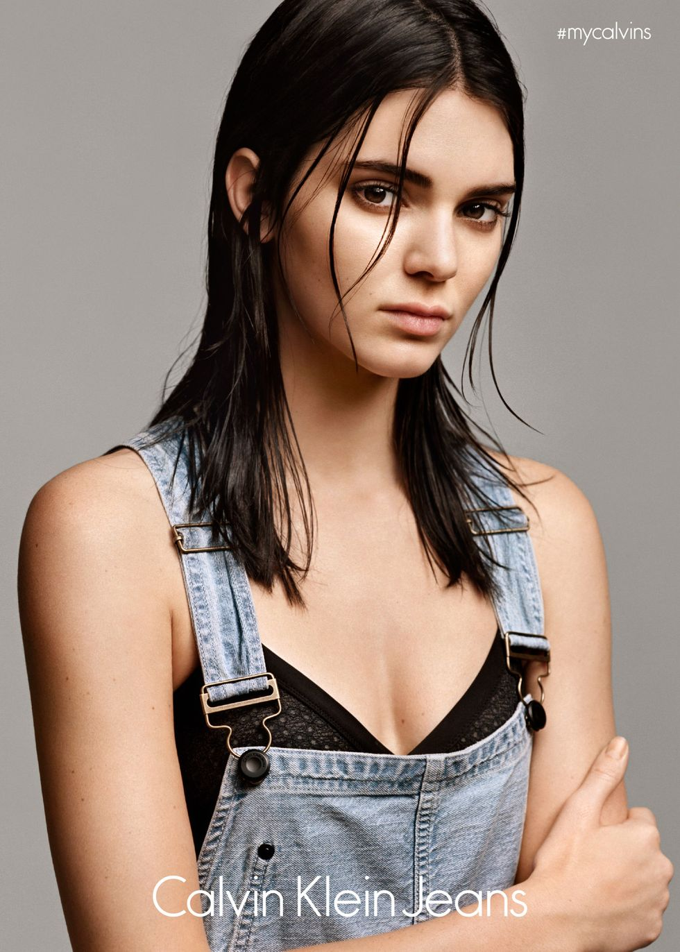 See Kendall Jenner As the Face of Calvin Klein Jeans