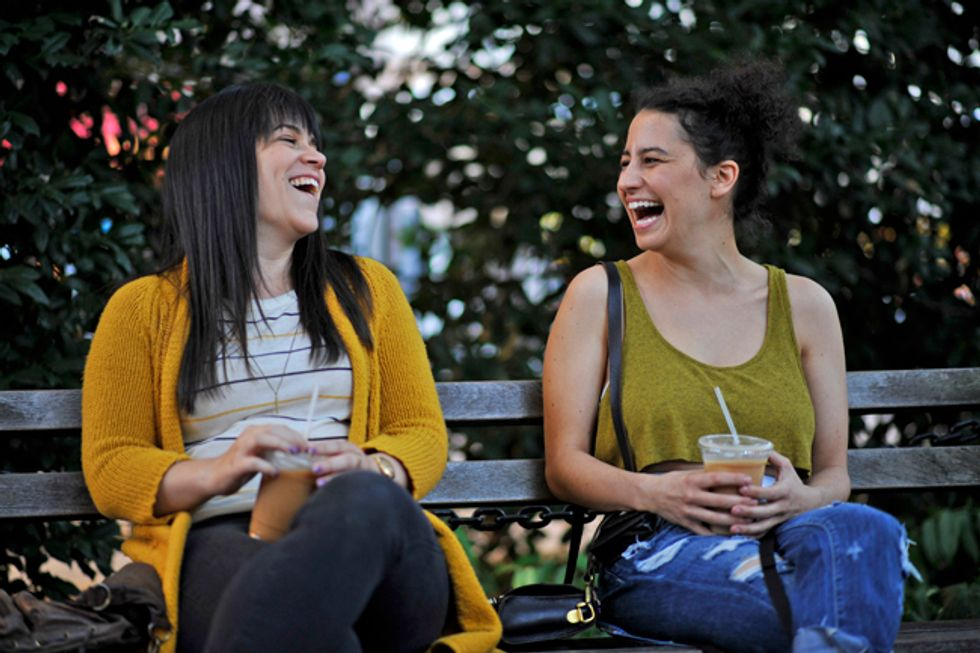 Relive All of Broad City's Nightmare Adventures From Season 2 With This Helpful Map