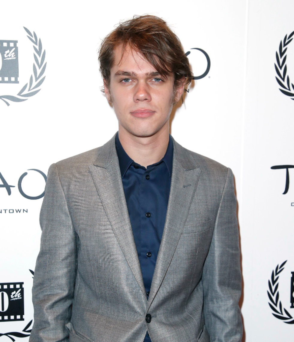 Boyhood's Ellar Coltrane Is a Model Now