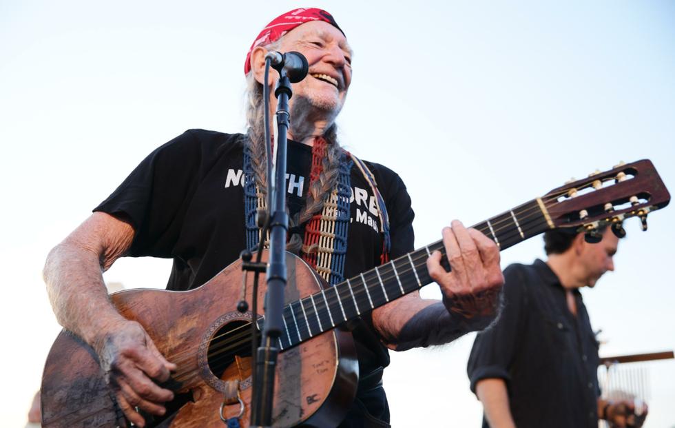 Willie Nelson Is Starting His Own Marijuana Brand
