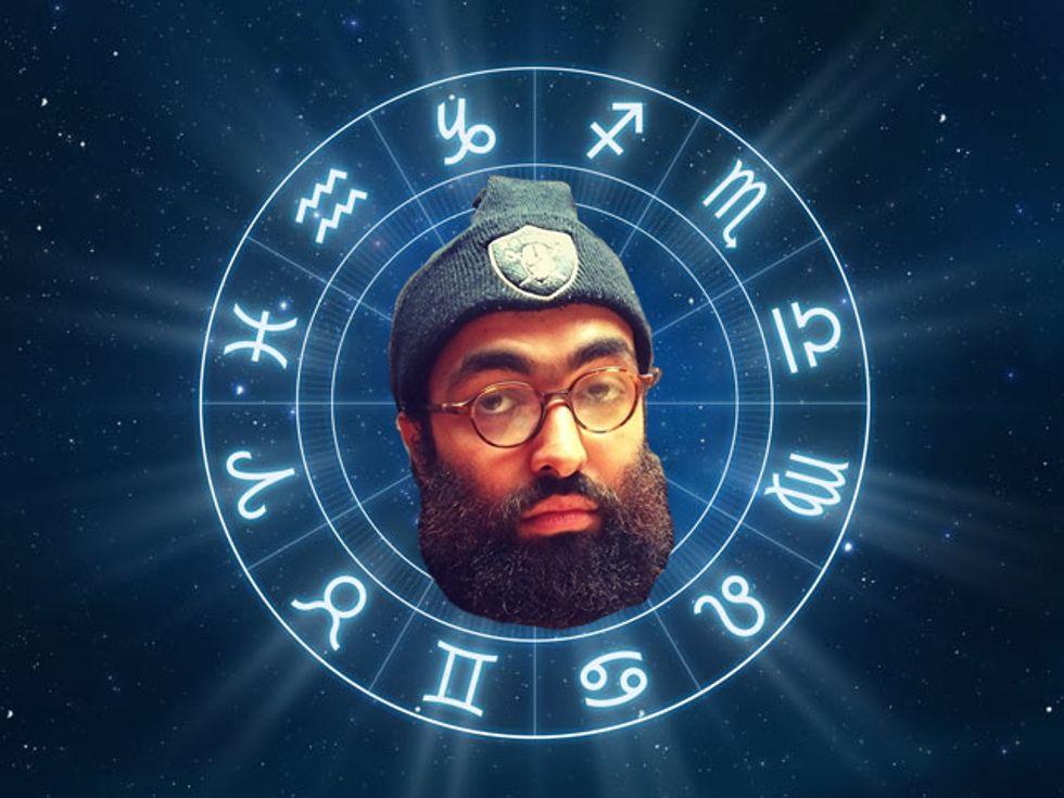 Kool A.D. Forecasts Your April Horoscopes