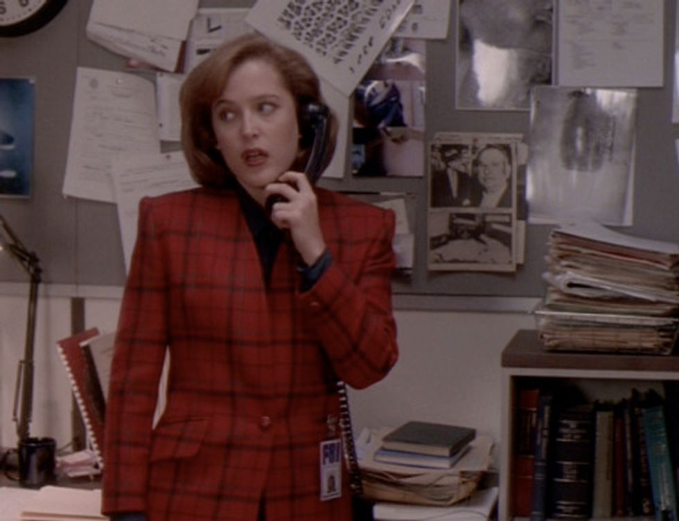How Dana Scully is X-Files' Anti-Style Hero