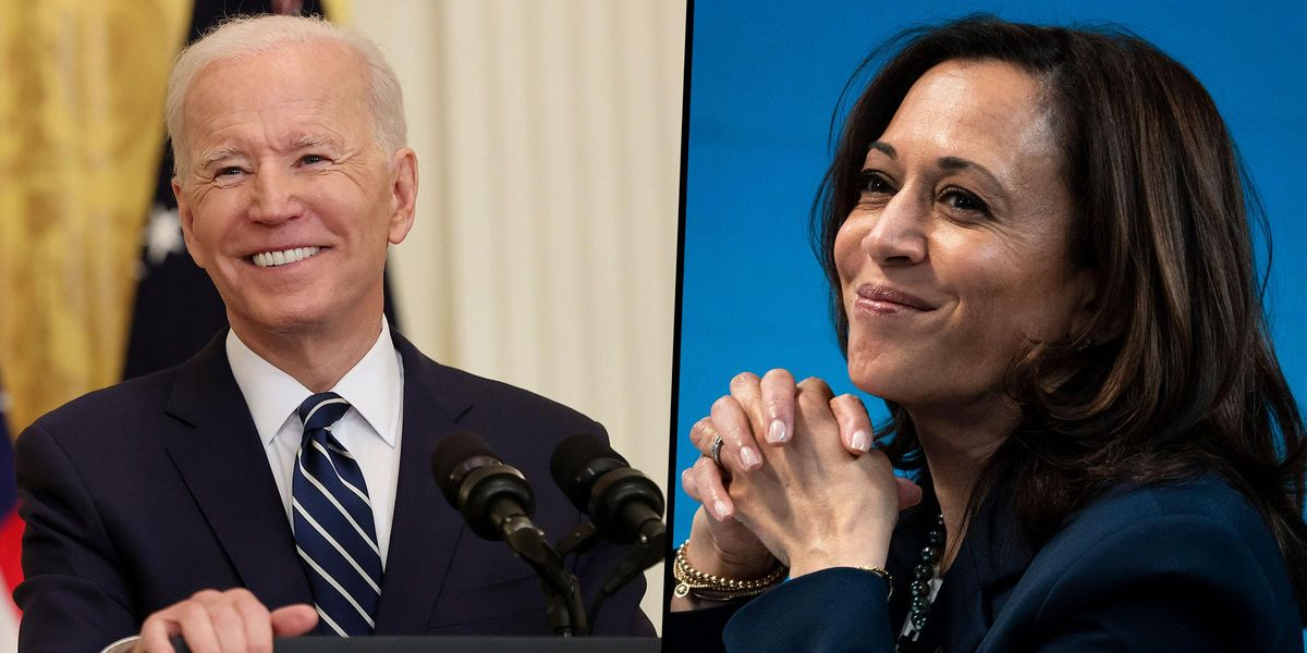 Joe Biden Says He Intends to Run For Another Term as President With Kamala Harris