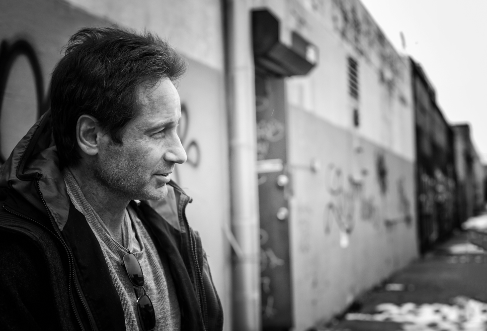 David Duchovny Has a Solo Album Coming Out