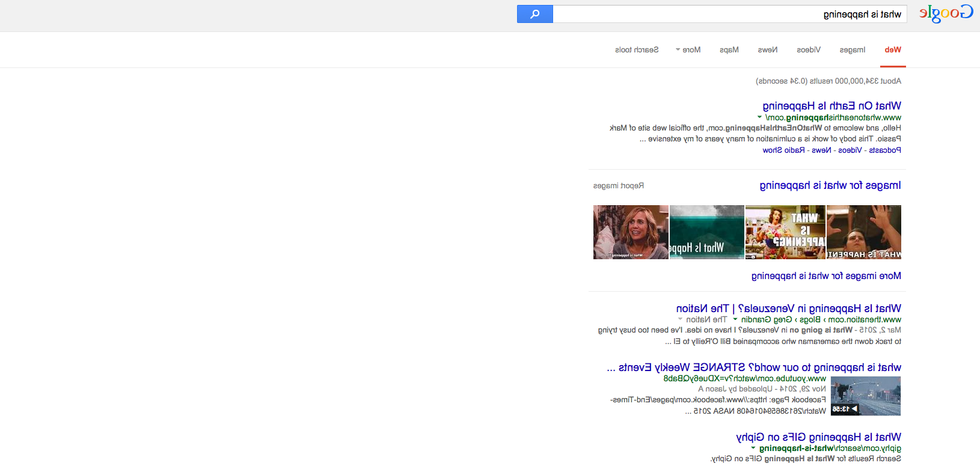 This Is What Happens When You Go to Com.Google