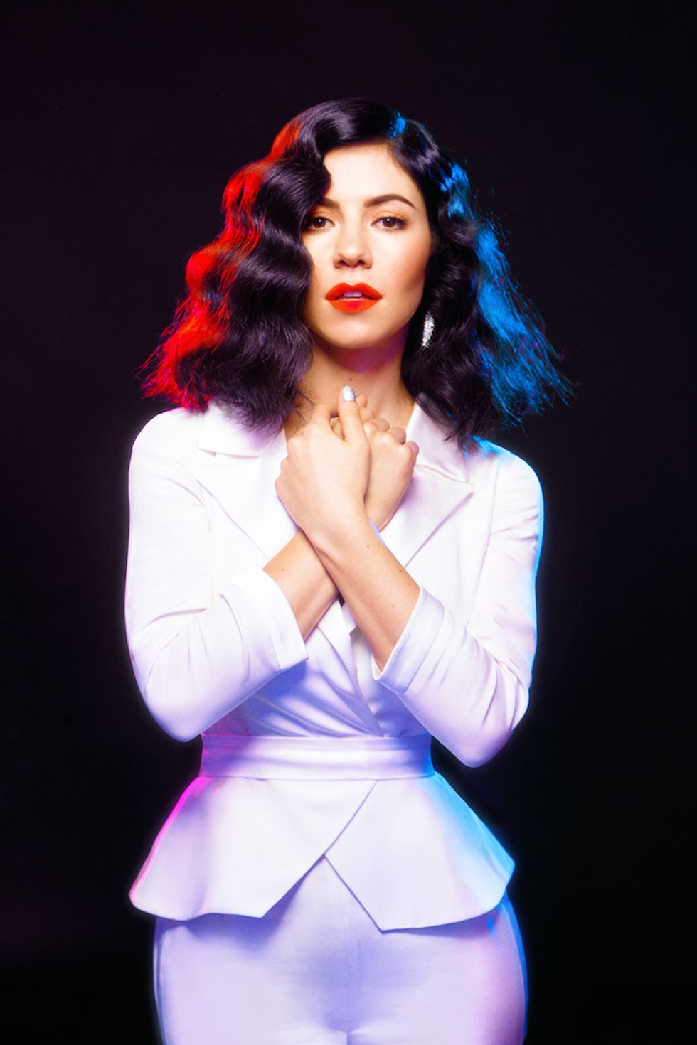 Marina Diamandis Has Some Great Advice For 20 Somethings Paper