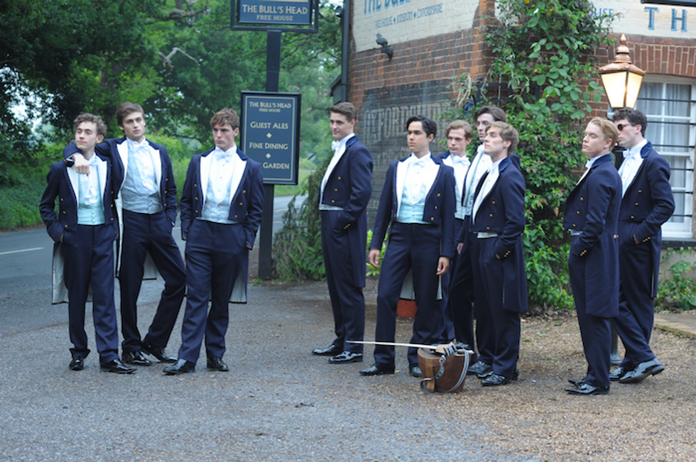 """""""It Gets Your Blood Boiling"""": Max Irons On His New Movie, The Riot Club"""