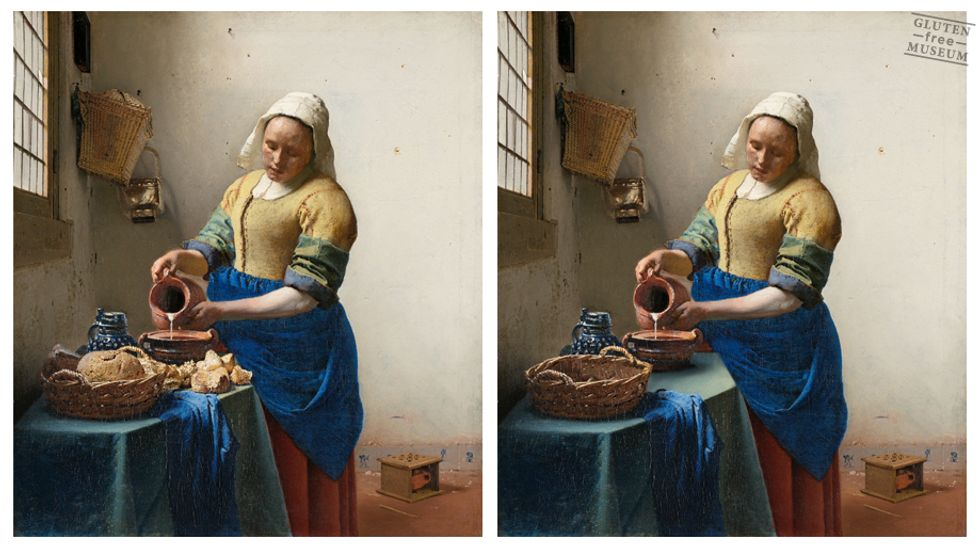 A New Tumblr Removes All of the Gluten From Art