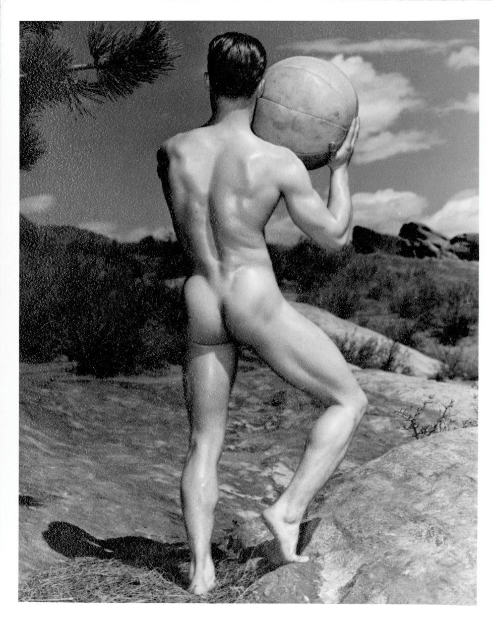 Vintage Peen: Photos From Petra Mason's Beefcake Book (NSFW)