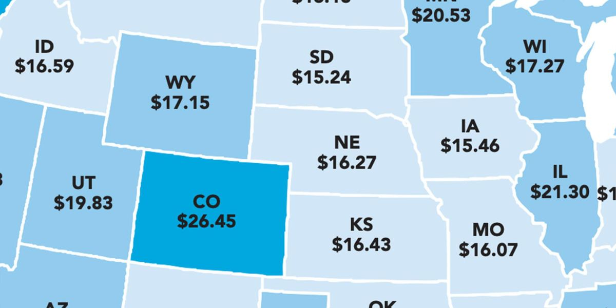 People Horrified To Discover the Hourly Income You'd Need To Afford Rent Around the US