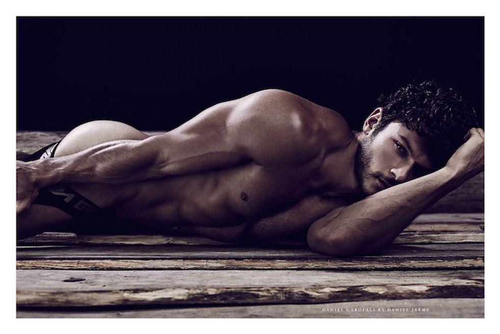 Mr. Mickey's #MCM: Model Daniel Garofali is a Dreamboat From Down Under
