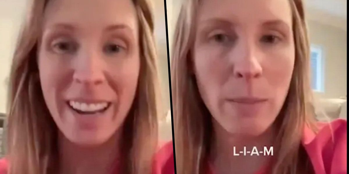 Nurse Baffled as Mom Tells Her She's Been Pronouncing the Name 'Liam' Wrong