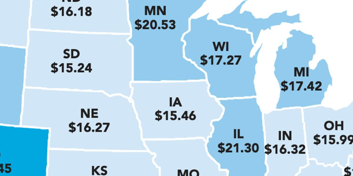 People Stunned To Discover the Hourly Income You'd Need To Afford Rent Around the US