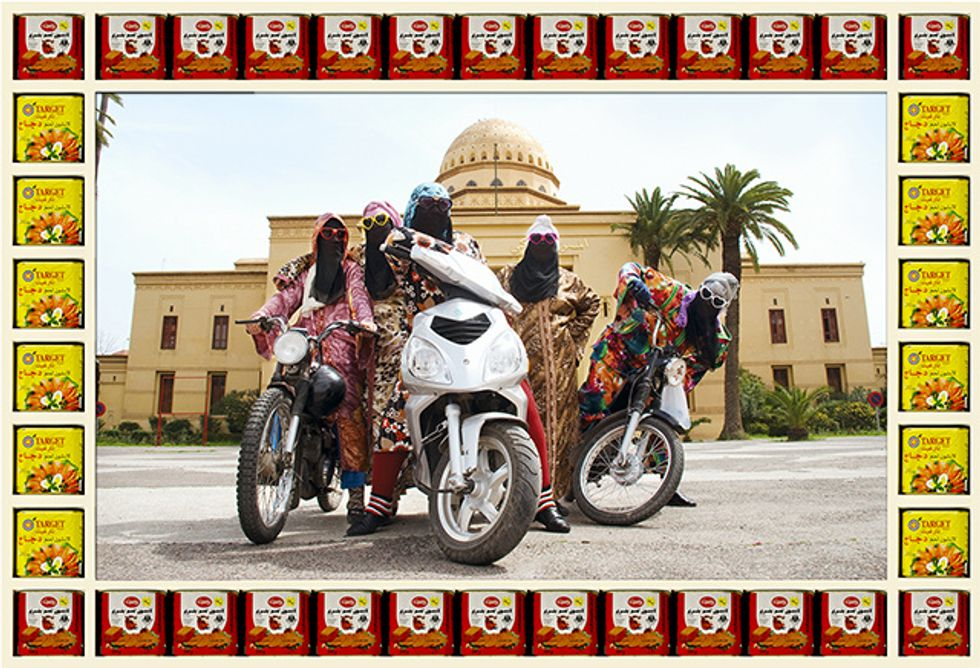 Check Out This Documentary About Morocco's Female Biker Cliques