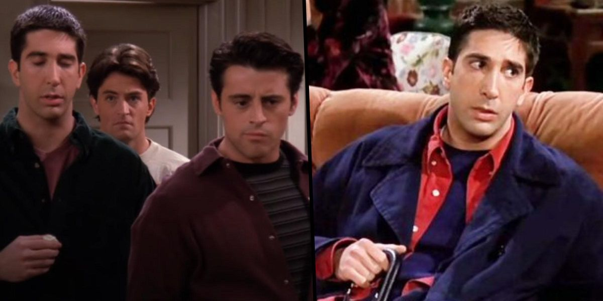 'Racist' 'Friends' Joke Causes Scene To Be Cut From TV