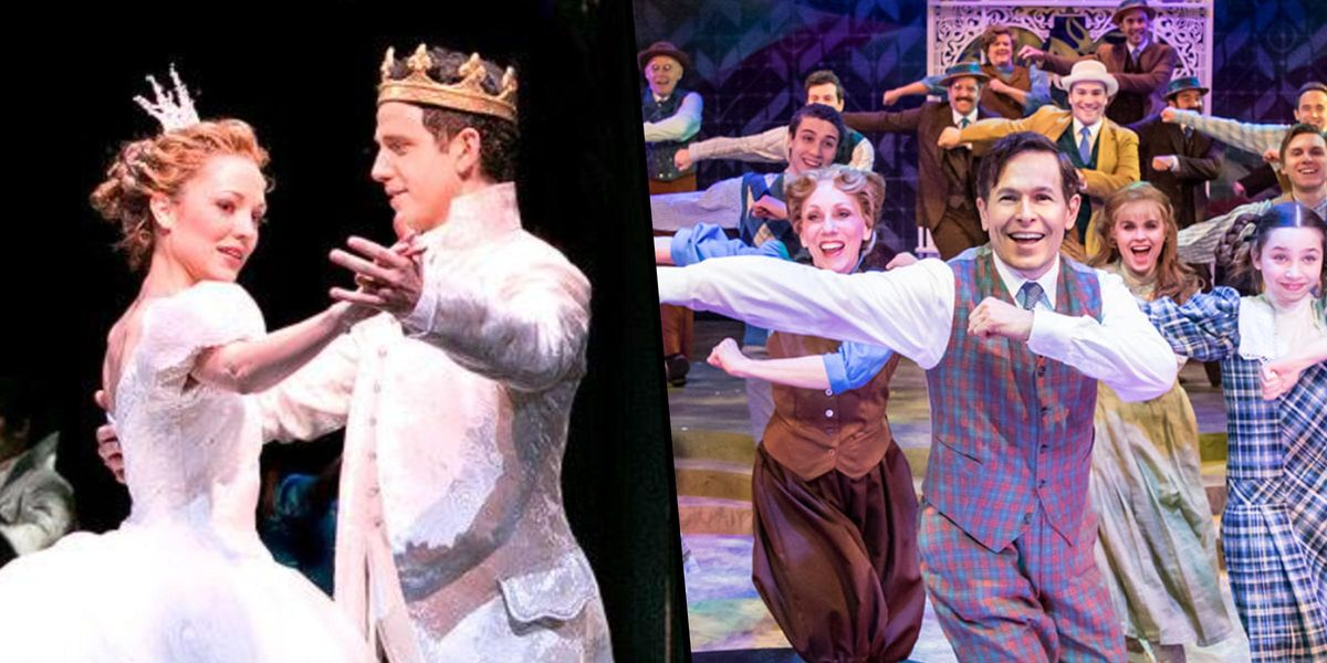 Theater Cancels Production of Cinderella Because Cast Is 'Too White'