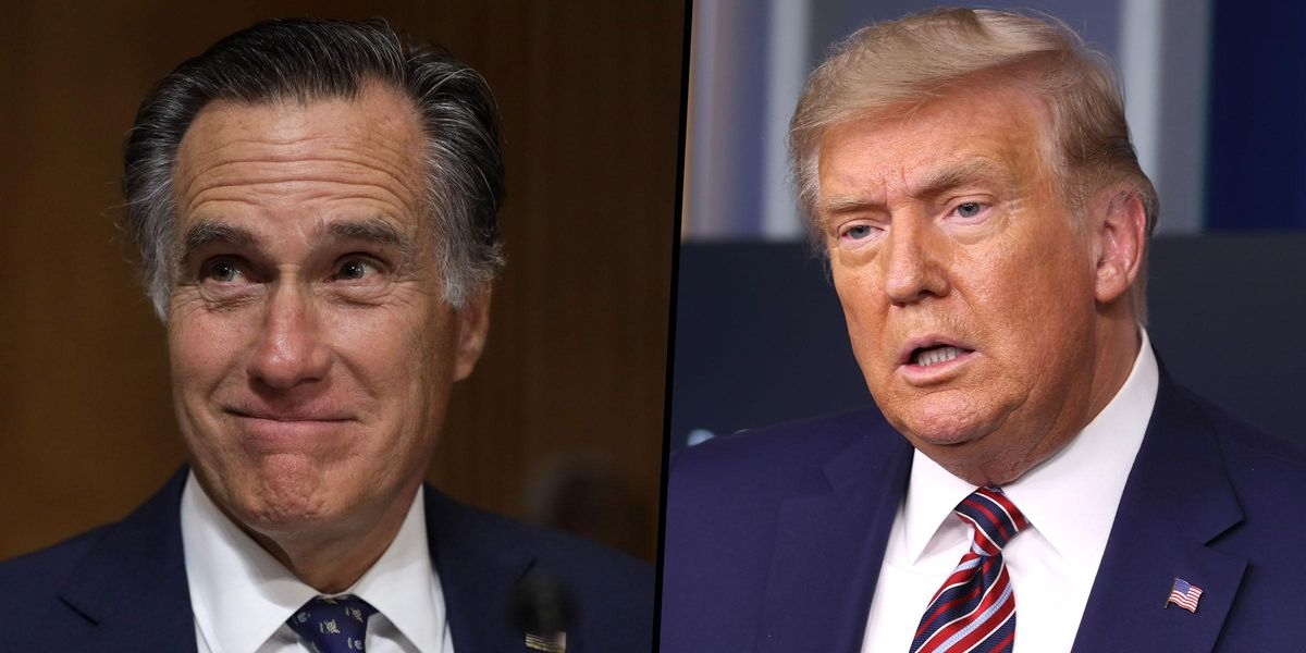 Mitt Romney Receives Profile in Courage Award for 2020 Impeachment Vote