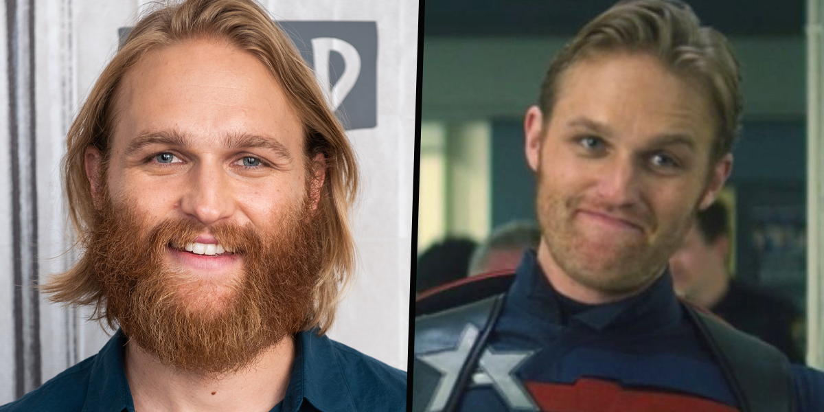 Wyatt Russell Shaved His Beard and Cut His Hair After 'Falcon and the Winter Soldier' Episode