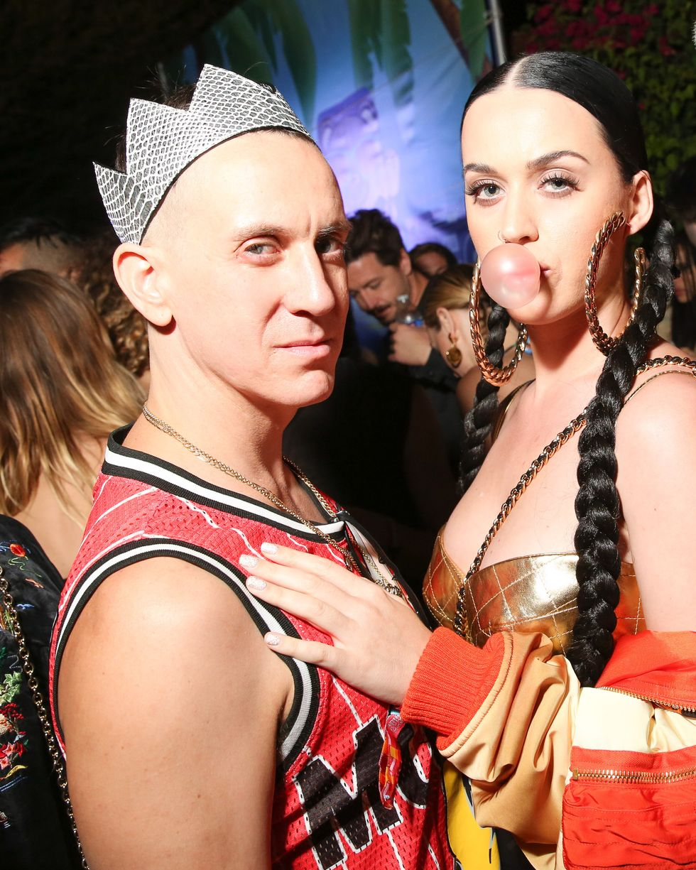 Last Night's Jeremy Scott X Moschino Coachella Party With Katy Perry, Diplo + More