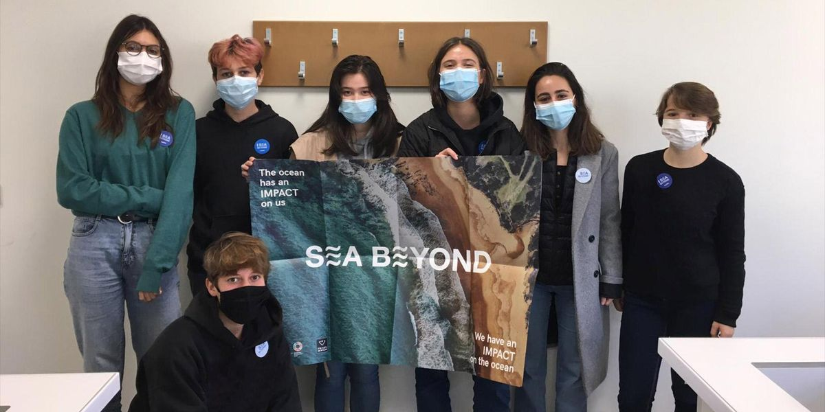 Students Around the World Took Part in Prada's First Ocean Preservation Initiative